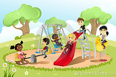Playground clipart 6 » Clipart Station.