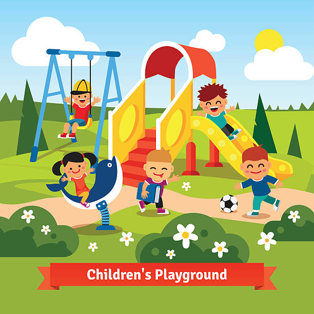 Playground clipart free 4 » Clipart Station.