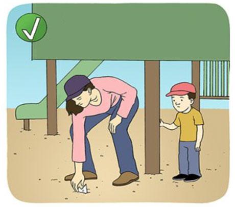 Take the Playground Safety YES Test: Playground Safety Checklist.