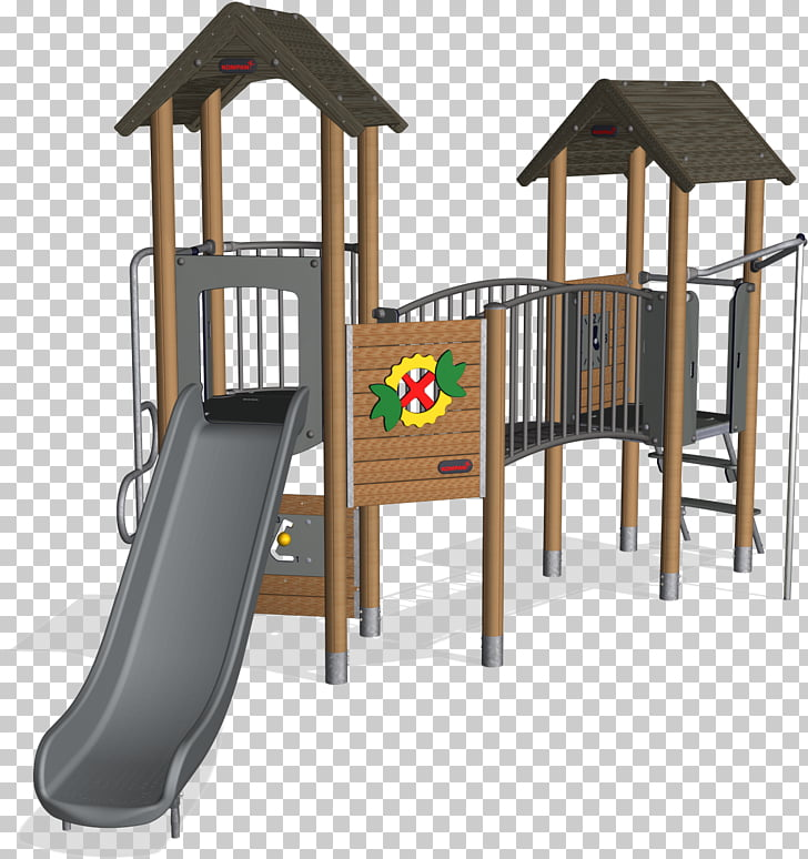 Contract bridge Panelling Tower Child, playground strutured.