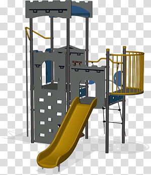 Playground Strutured Top View transparent background PNG.