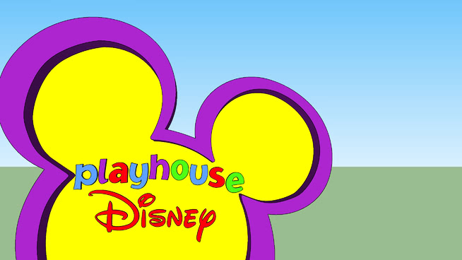 Playhouse Disney Logo.