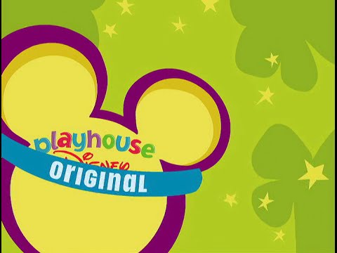 Nevlana Logos Playhouse Disney Buena Visita Telivison Walt.