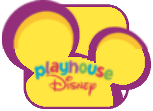 Playhouse Disney Channel Logo.