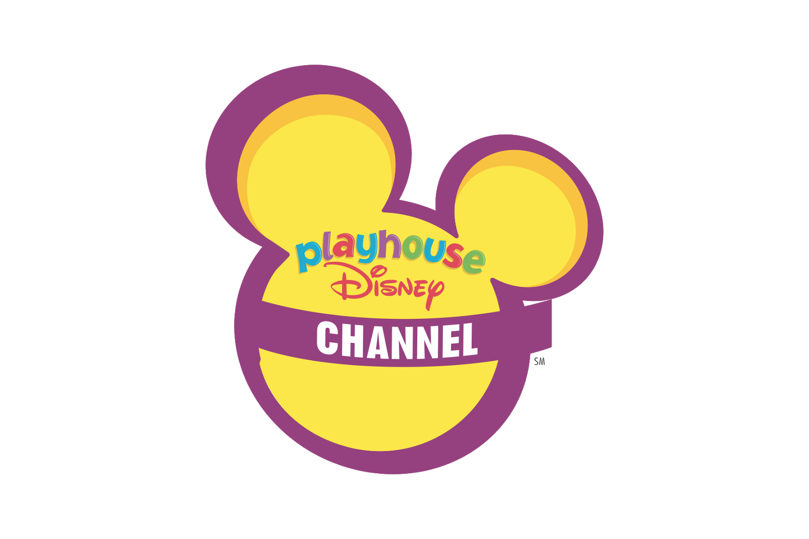 Playhouse disney Logos.