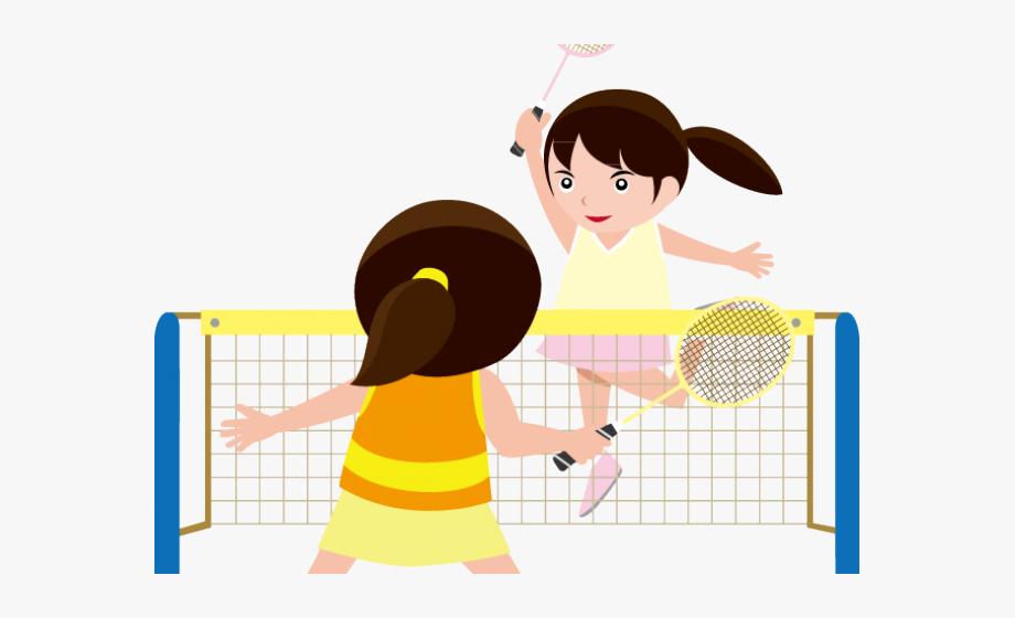 Badminton Racket Png.