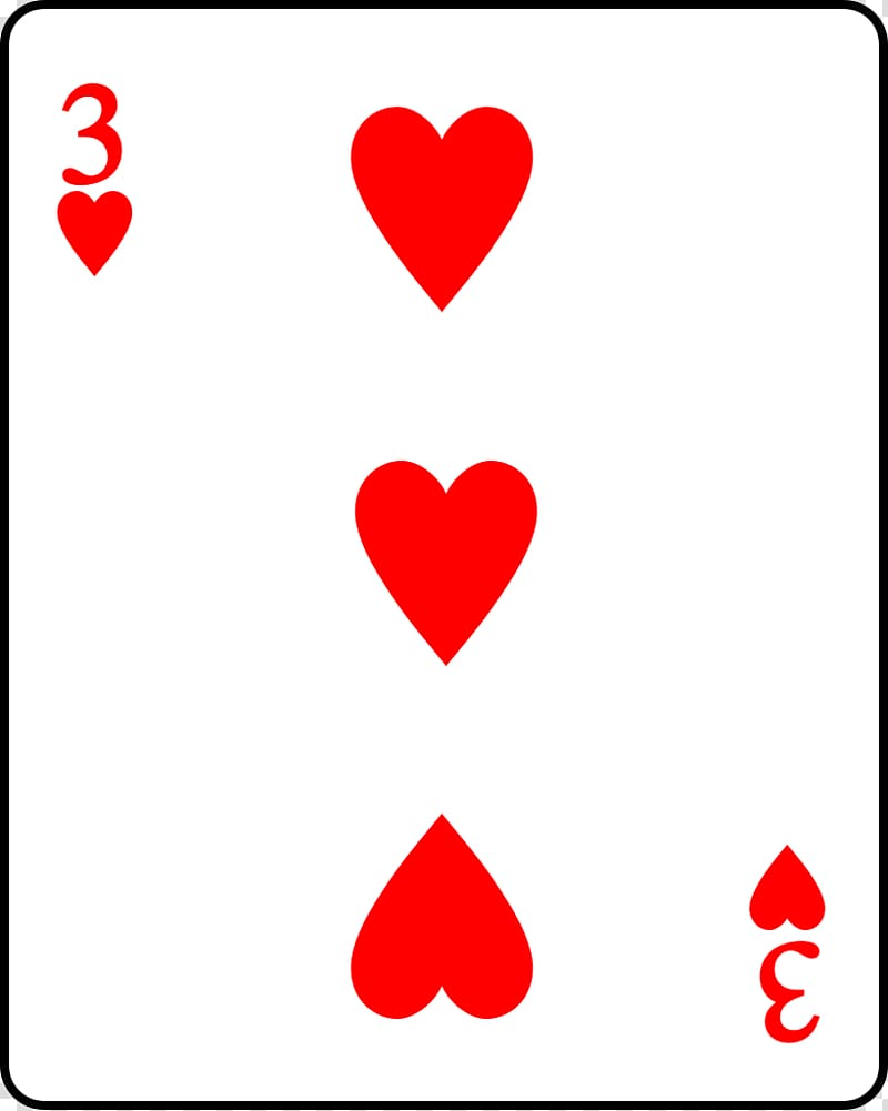 Playing card Hearts Contract bridge Suit King, Heart Playing.