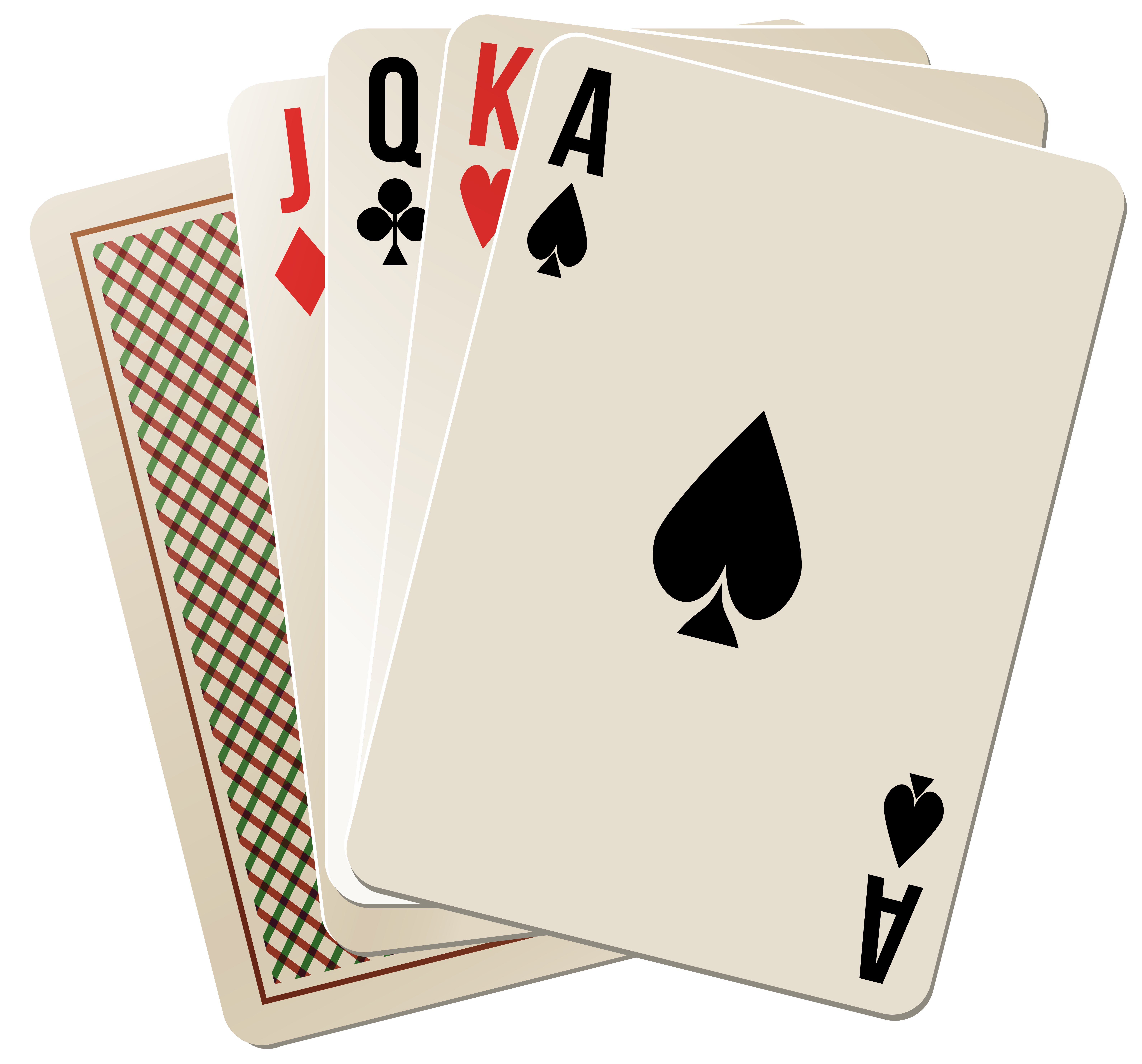 Playing Cards PNG Clipart.