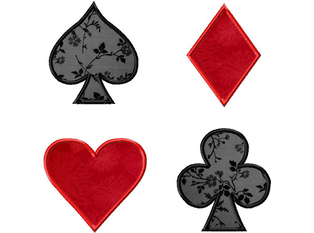 Free Deck Of Cards Symbols, Download Free Clip Art, Free.