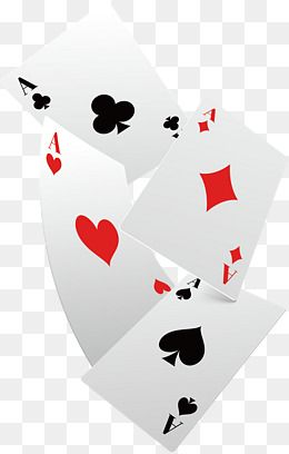Falling Poker Cards, Vector Png, Playing Cards, Playing.