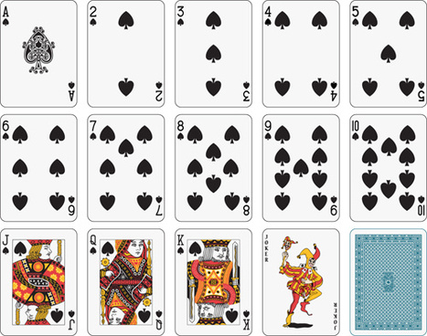 Free vector playing cards free vector download (14,956 Free.