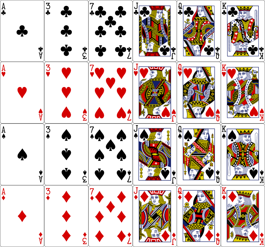 Vector Playing Cards download.