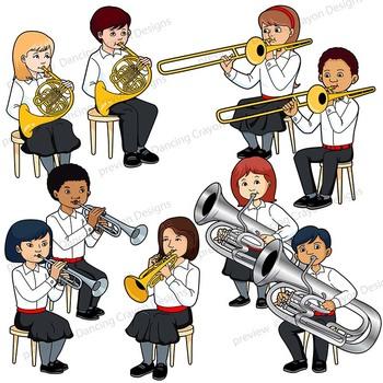 Brass Instruments.