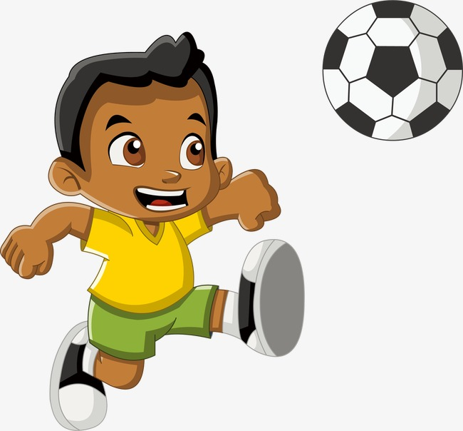 Kids playing sports clipart 8 » Clipart Station.