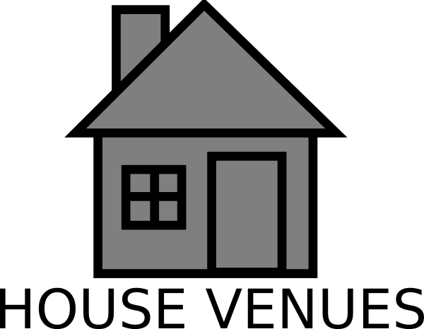 House Venues Clip Art at Clker.com.