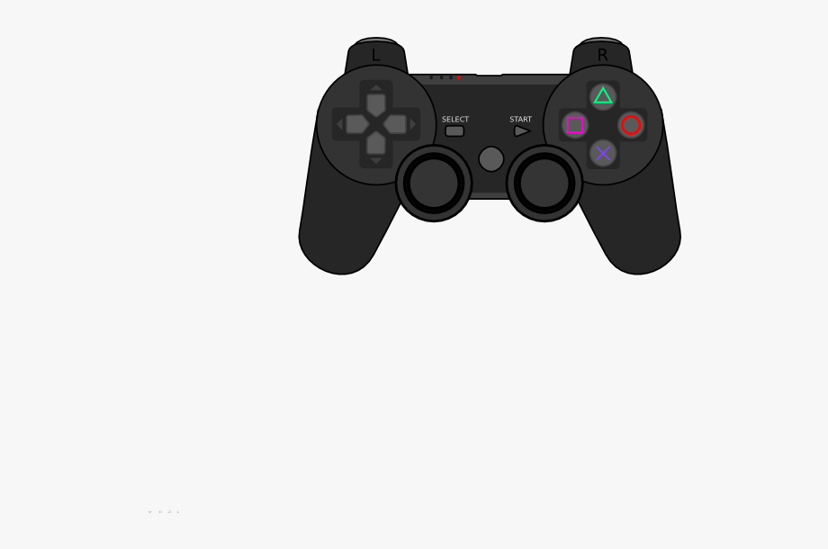Clipart Game Controller.