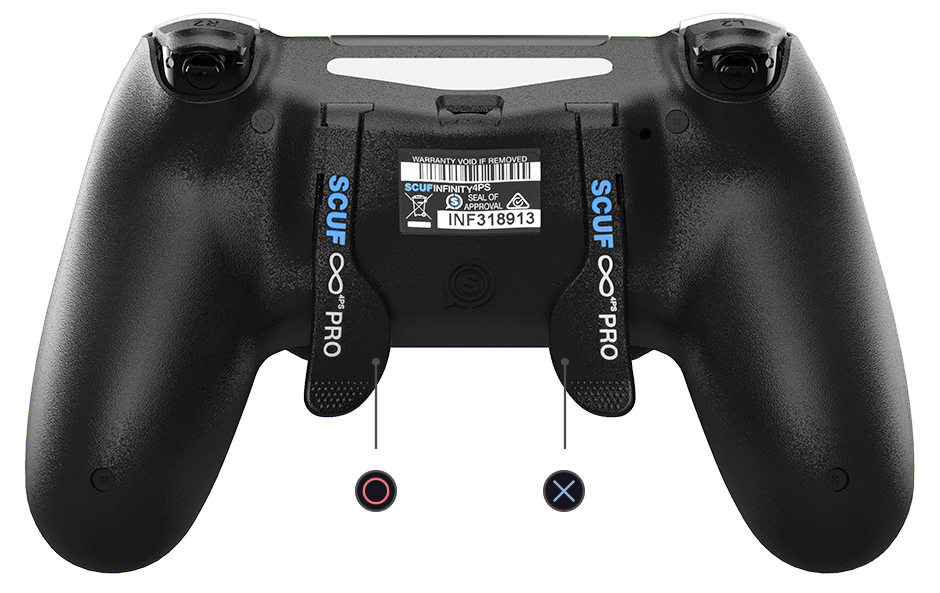 Scuf Infinity 4PS Pro Custom Controller for PS4.