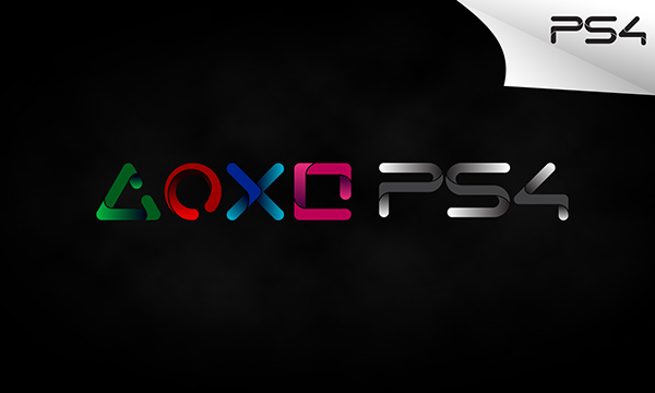 PlayStation 4 Logo Concept on Behance.