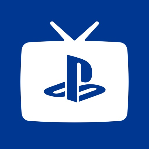 PlayStation Vue App for iPhone.