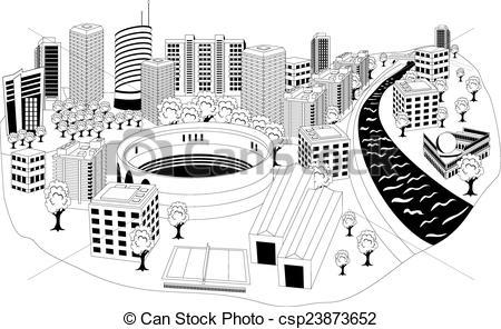 Plaza Illustrations and Clip Art. 369 Plaza royalty free.