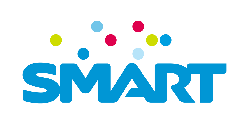 Smart Communications Logo / Telecommunications / Logonoid.com.