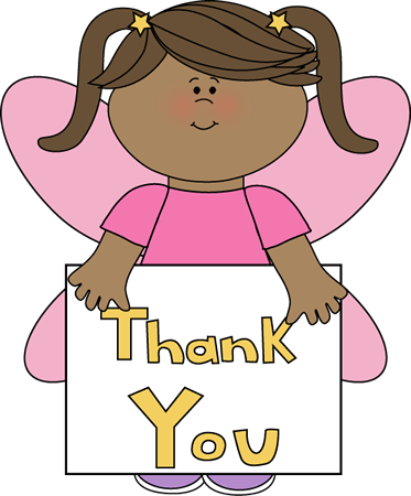 Say Please And Thank You Clipart.
