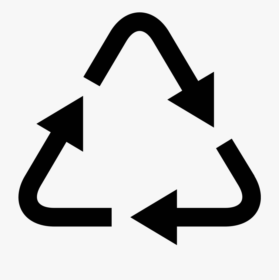 Arrow Clipart Recycling.