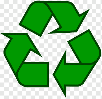 Recycle logo, Recycling symbol Waste, recycle bin free png.