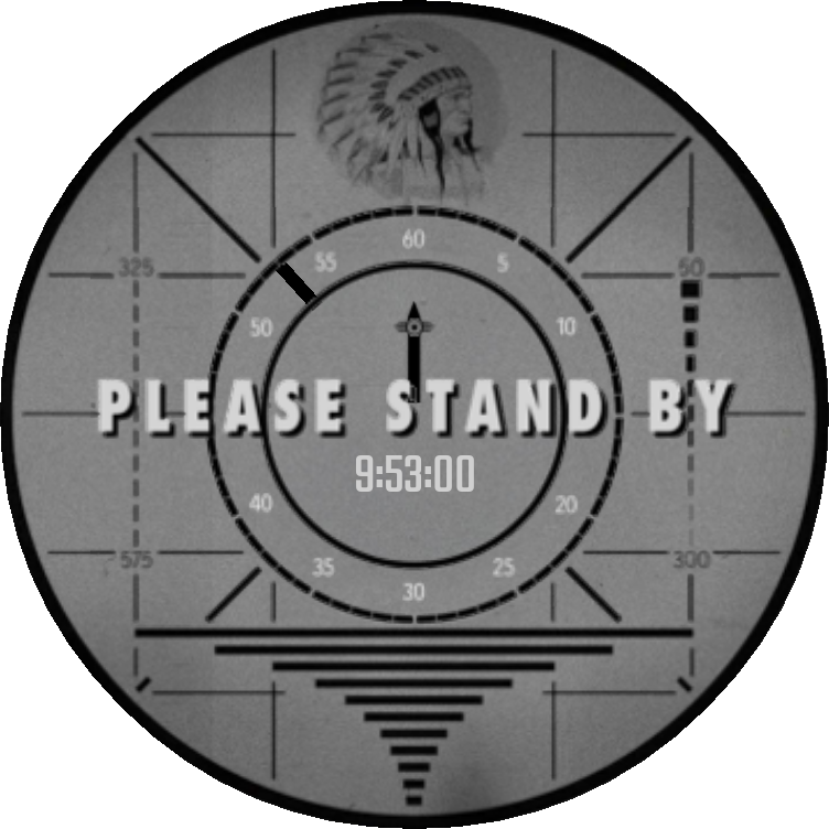PLEASE STAND BY for Moto 360.
