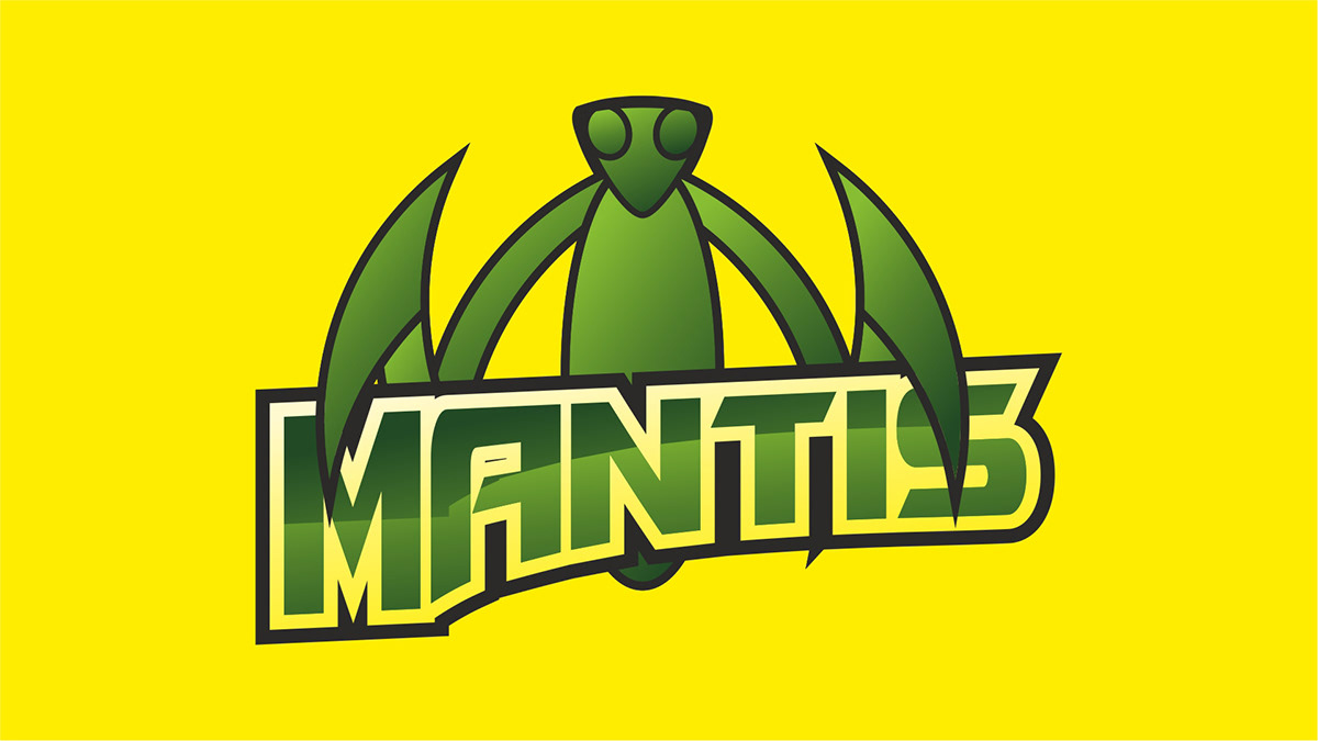 Mantis Concept Logo on Student Show.