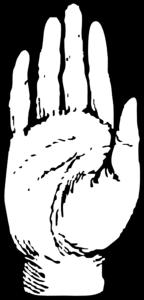 Hand Clip Art at Clker.com.