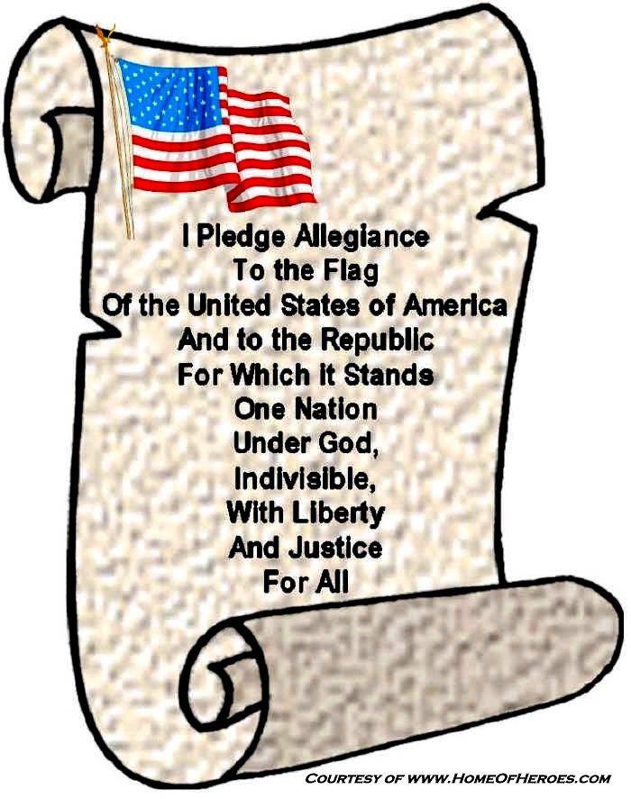 25+ best ideas about Pledge Of Allegiance Words on Pinterest.