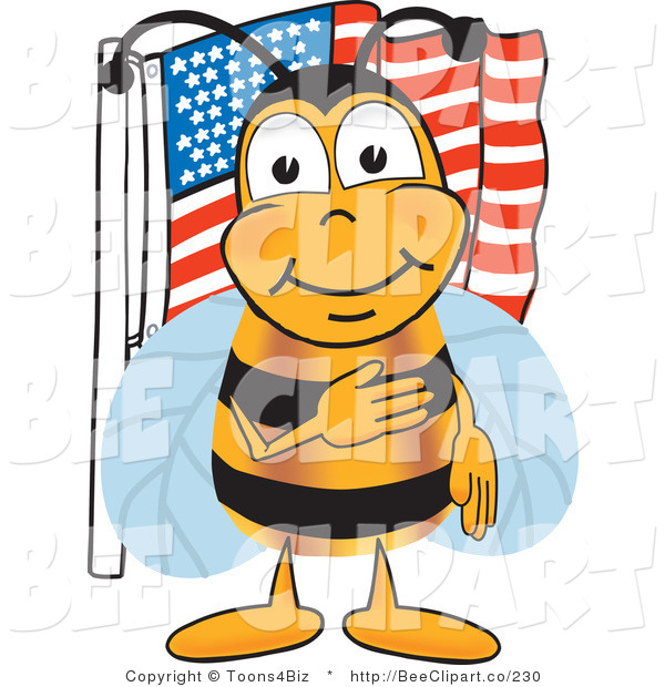 bee science clipart.