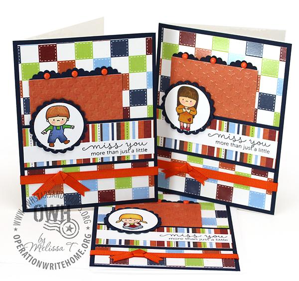 Featured Friday Card Maker: Melissa T, Yorba Linda, CA.