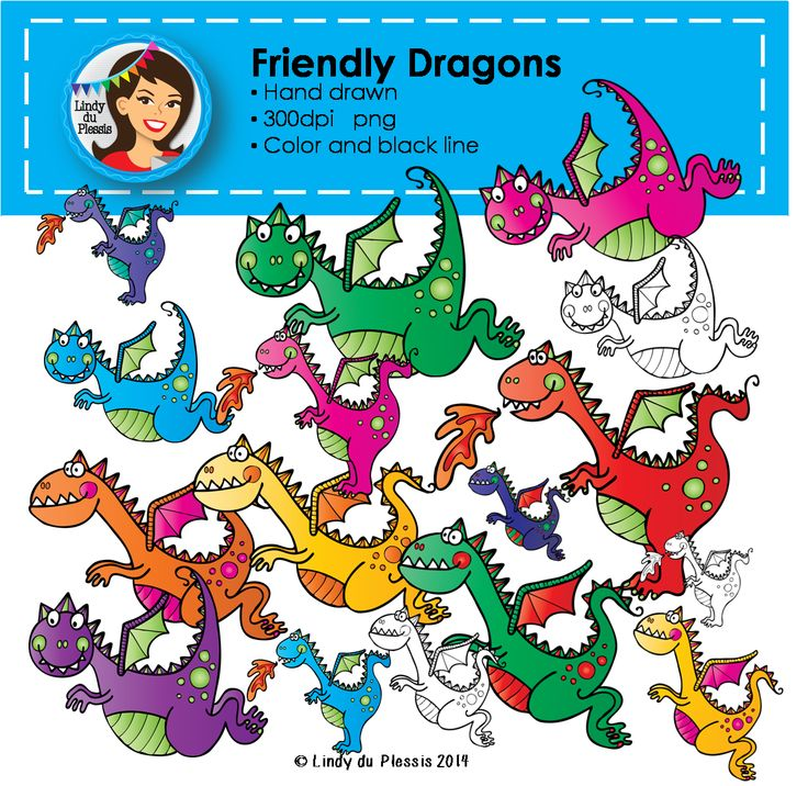 Friendly Dragon Pictures.