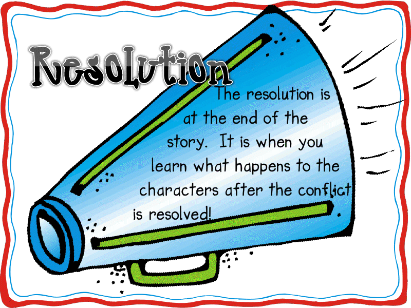 Plot of a story clipart.