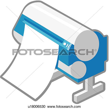 Plotter Clipart Vector Graphics. 494 plotter EPS clip art vector.