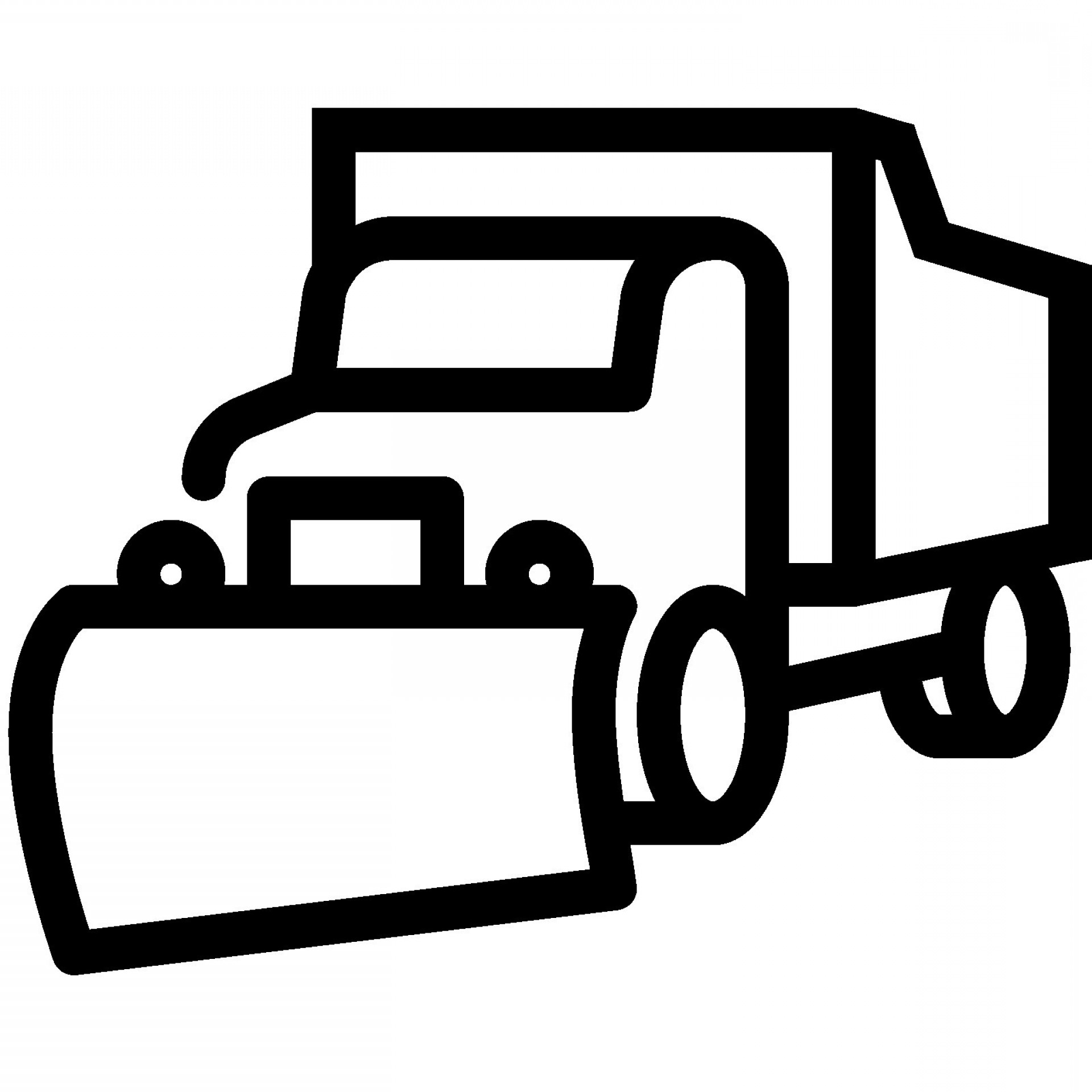 Snow Plow Icon Free Download Png And Vector Cool Snowplow.
