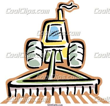 Farmer Plow Clipart.
