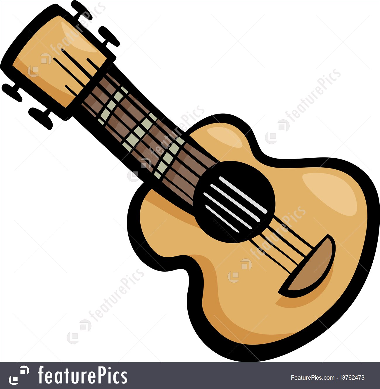 Showing post & media for Cartoon string instrument clip art.