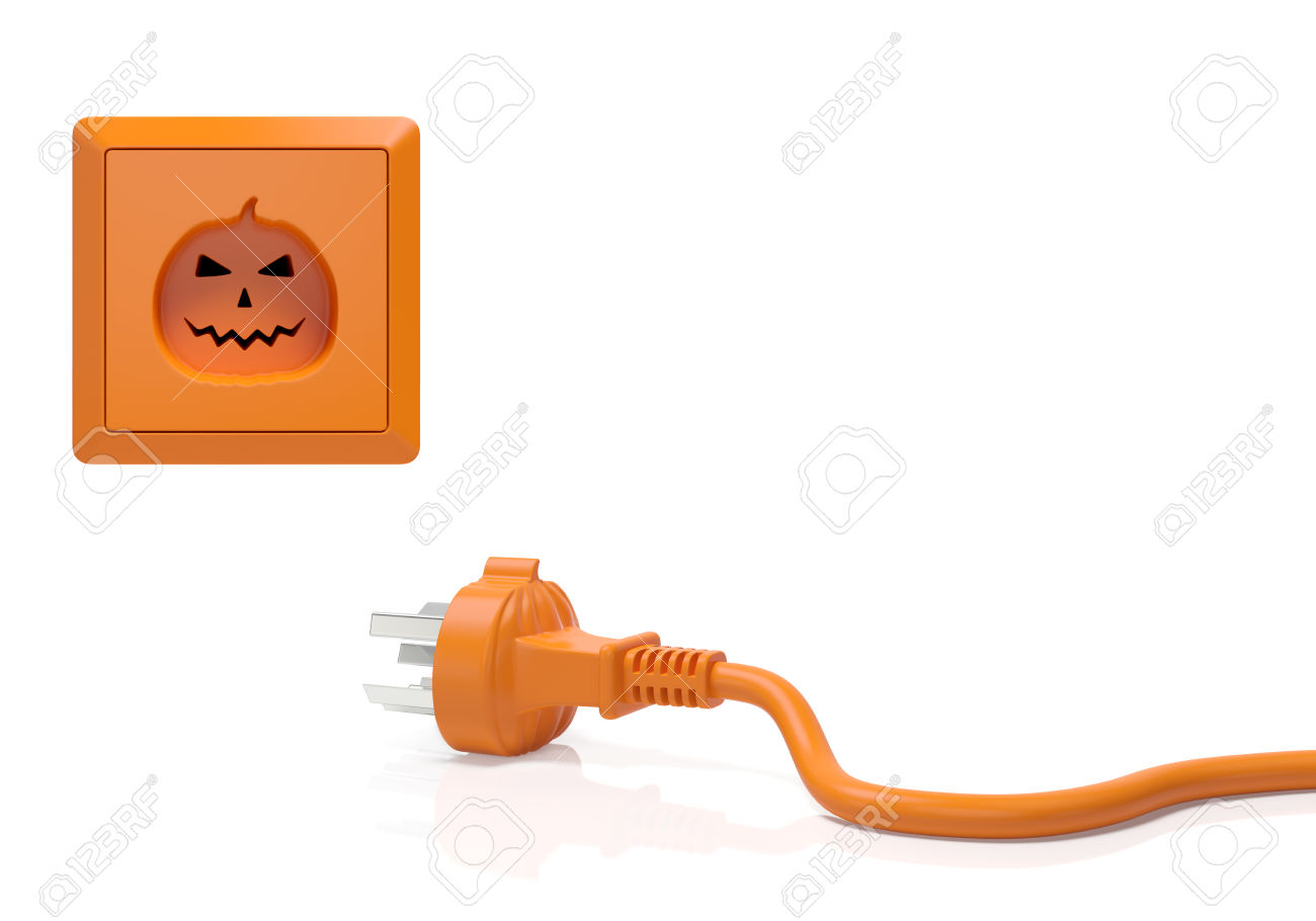 Plug adapter clipart #10