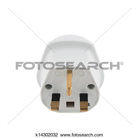 Plug adapter clipart #13