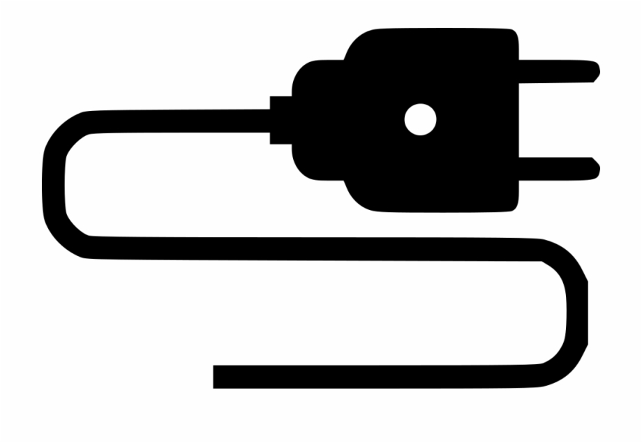 Plug Clipart Current Electricity.