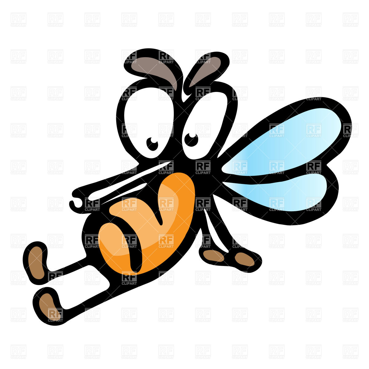 Best Mosquito Clipart #2824.