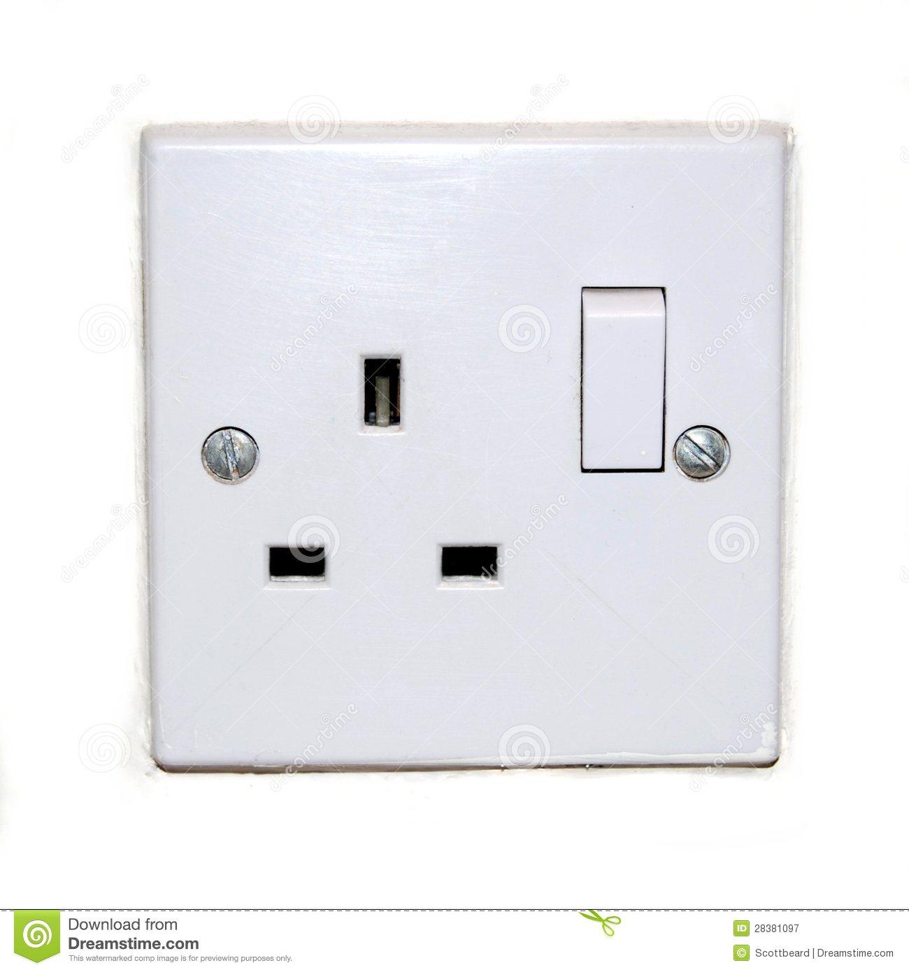 Clipart Plug Socket.