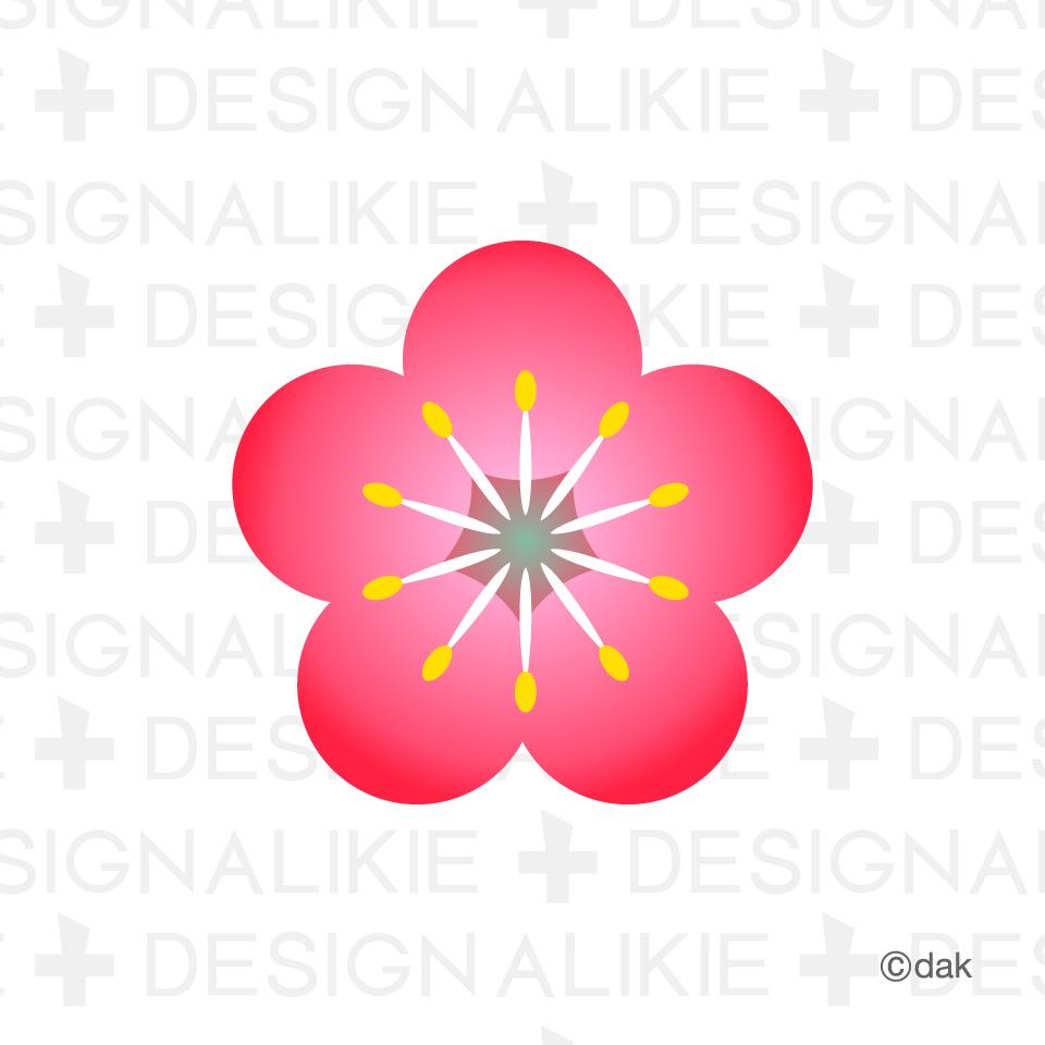 Plum Blossom Clipart.