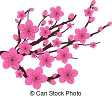 Plum blossom Clipart Vector and Illustration. 1,243 Plum blossom.