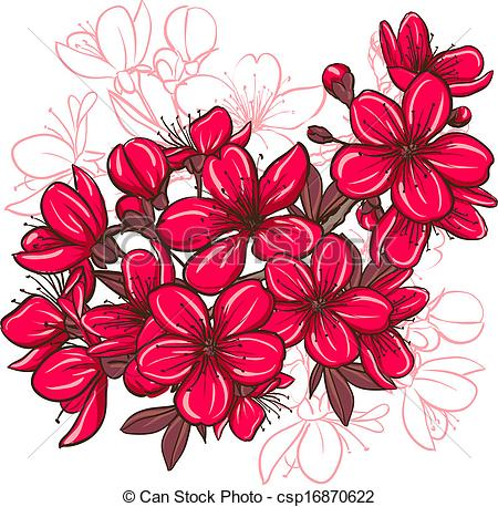 Plum blossom Clipart Vector and Illustration. 1,172 Plum blossom.
