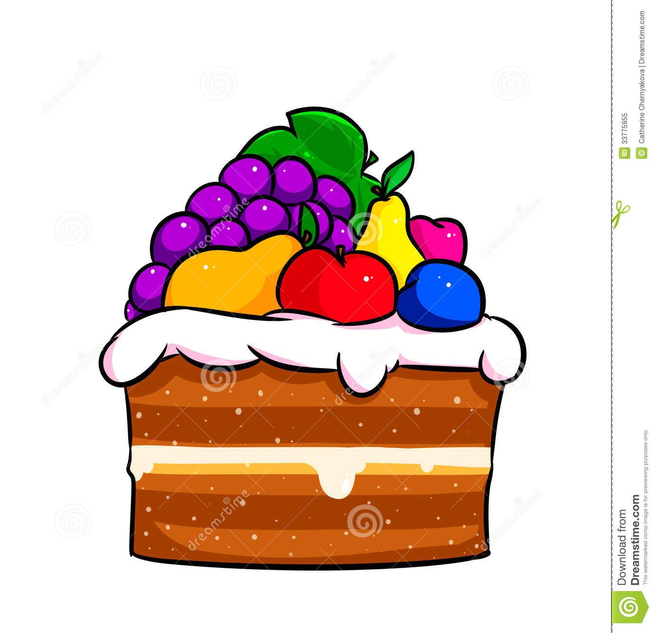 Plum Cake Clipart Clipground