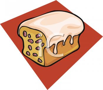 Royalty Free Cake Clipart.